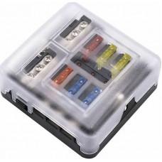 QLEC 6 WAY PREMIUM FUSE BOX...