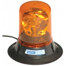 VISION BEACON, MAGNETIC, ROTATING HALOGEN, 112KPH RATED