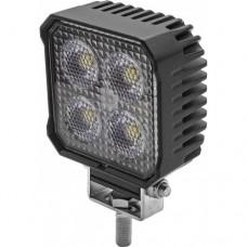 24~32 WATT 'TCS' LED WORK LAMP SQUARE (10~30vdc)...