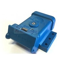 ANDERSON 50A PLUG HOUSING Blue