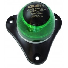 NAVIGATION 2NM, GREEN, 360 DEG., 9-33V