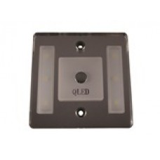 MEDIUM SQUARE EURO DIMMABLE WITH NIGHT LIGHT