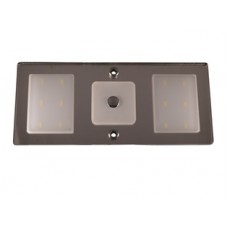 LARGE RECTANGLE EURO LED DIMMABLE WITH NIGHT LIGHT