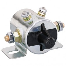 COLE HERSEE SPST 12V 110A LATCHING SOLENOID {B24200}