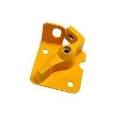 YELLOW BATTERY MASTER SWITCH LOCKOUT LEVER