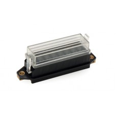 8 WAY PANEL MOUNT FUSE HOLDER with COVER