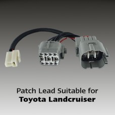 Landcruiser 200 Series...VEHICLE DRIVING LAMP PATCH LEADS...