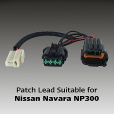 Nissan Navara...VEHICLE DRIVING LAMP PATCH LEADS...