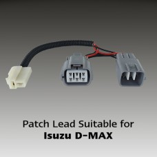 Isuzu D-Max...VEHICLE DRIVING LAMP PATCH LEADS...