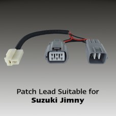 Suzuki Jimny...VEHICLE DRIVING LAMP PATCH LEADS...