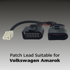 VW Amarok...VEHICLE DRIVING LAMP PATCH LEADS...