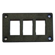 TRIPLE MOUNTING PLATE TO SUIT NEW TOYOTA SWITCH