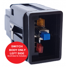 AMAROK LHS CENTRE CAB OEM SWITCH BODY ONLY