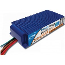 GSL 30A 3 STAGE DC/DC SOLAR BATTERY CHARGER