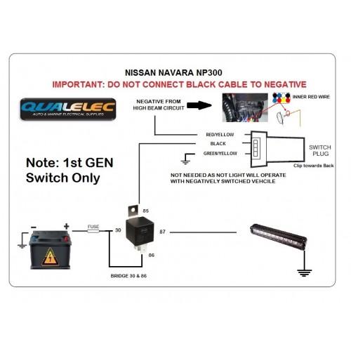 Nissan Navara Light Wiring Diagram - Wiring Diagram Value on