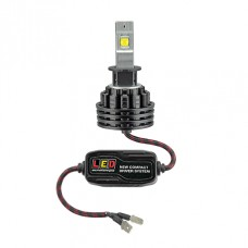 LED H3 Conversion Kit 5000LM 10-32V (PR)