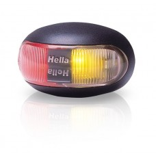 HELLA 2053BULK MARKER RED/AMBER