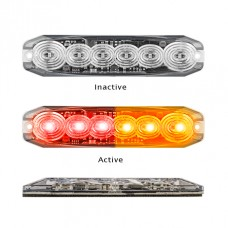 LED 12 SERIES 12~24V SINGLE STOP- TAIL/ INDICATOR COMBO LAMP...