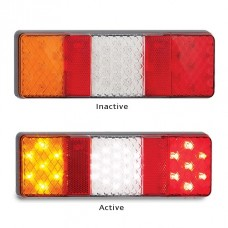 LED 250 Stop-Tail / Indicator / Rev /Ref. Surface
