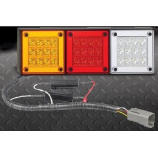 LED 280 Series Combo Lamp Pre-Wired 12v