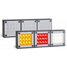 LED Mono Chrome 280 Series Combination Lamp Multivolt...