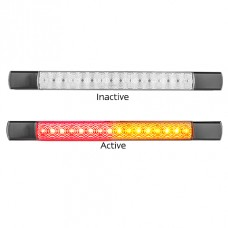 LED 285 SERIES, SURFACE MOUNT STRIP STOP-TAIL/INDICATOR 12v  {L285}