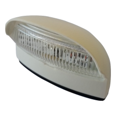 LED LICENCE / NUMBER PLATE LAMP WHITE