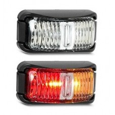 LED 42 SERIES AMBER/ RED MARKER LAMP