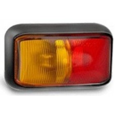 LED 58 SERIES RED/ AMBER MARKER LAMP