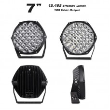 7 INCH DRIVING LIGHTS 160W {pr}