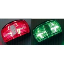STATUS WARNING LAMP RED/GREEN...