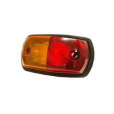 LED Red / Amber Side Marker Light 9~33V