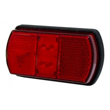 PEREI RED LED REAR MARKER LIGHT 9~33V