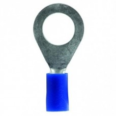BLUE RING CRIMP TERMINAL 8mm