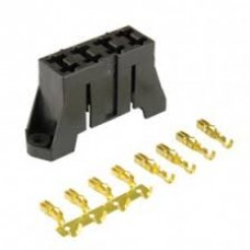 4 WAY STACKABLE FUSE HOLDER