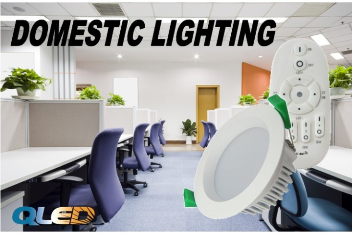 QLED DOMESTIC LIGHTING