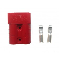 ANDERSON PLUG 50A RED