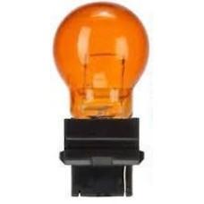 GLOBE: 12V 27W Wedge Amber Indicator