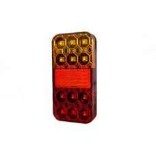 LED 148 Rectangular Stop-Tail / Ind Combo 9~33v..