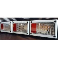 JUMBO HEAVY DUTY COMBINATION LED STOP/ TAIL X 2/ IND...
