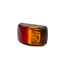 LED W58 SERIES RED/ AMBER MARKER LAMP 3M Cable