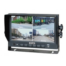 7 INCH QUAD SPLIT DIGITAL MONITOR